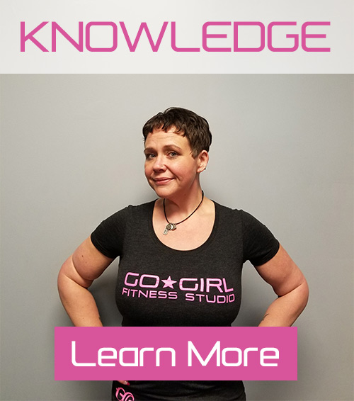 Go Girl Women's Fitness Studio - Knowledge