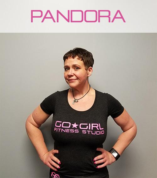Pandora Williams - GoGirl Fitness Studio