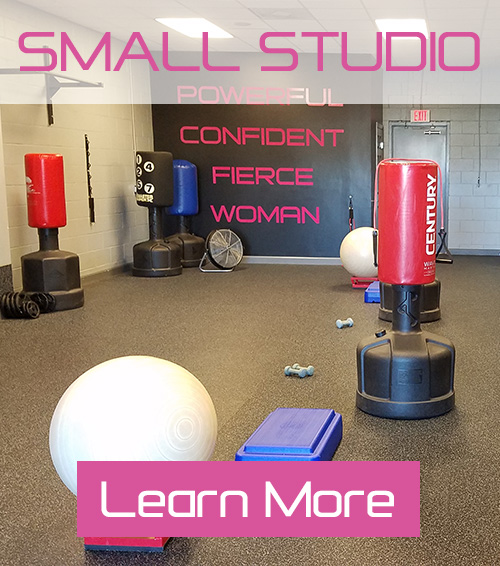 Go Girl Women's Fitness Studio - Small Studio