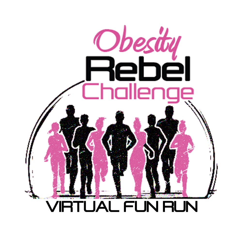 Obesity Rebel Challenge Pledge