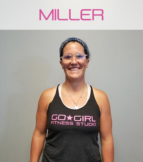 Miller - GoGirl Fitness Studio