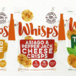 Cello Whisps Cheese Crisps