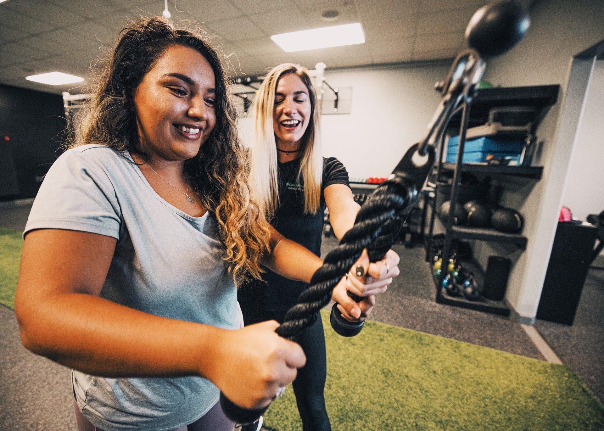 GoGirl Fitness Studio Semi-Private Fitness Classes