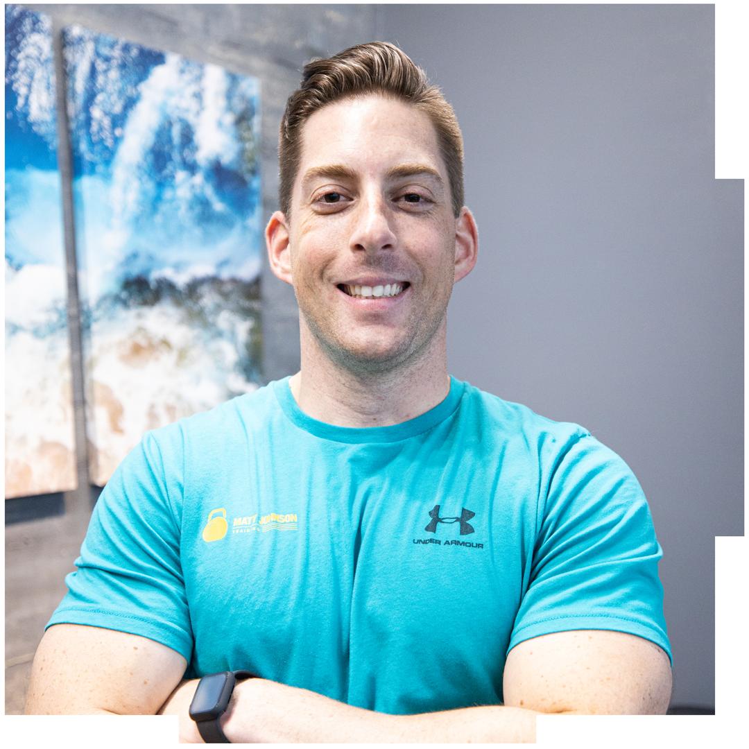 Matt Johnson   Owner of GoGirl Fitness