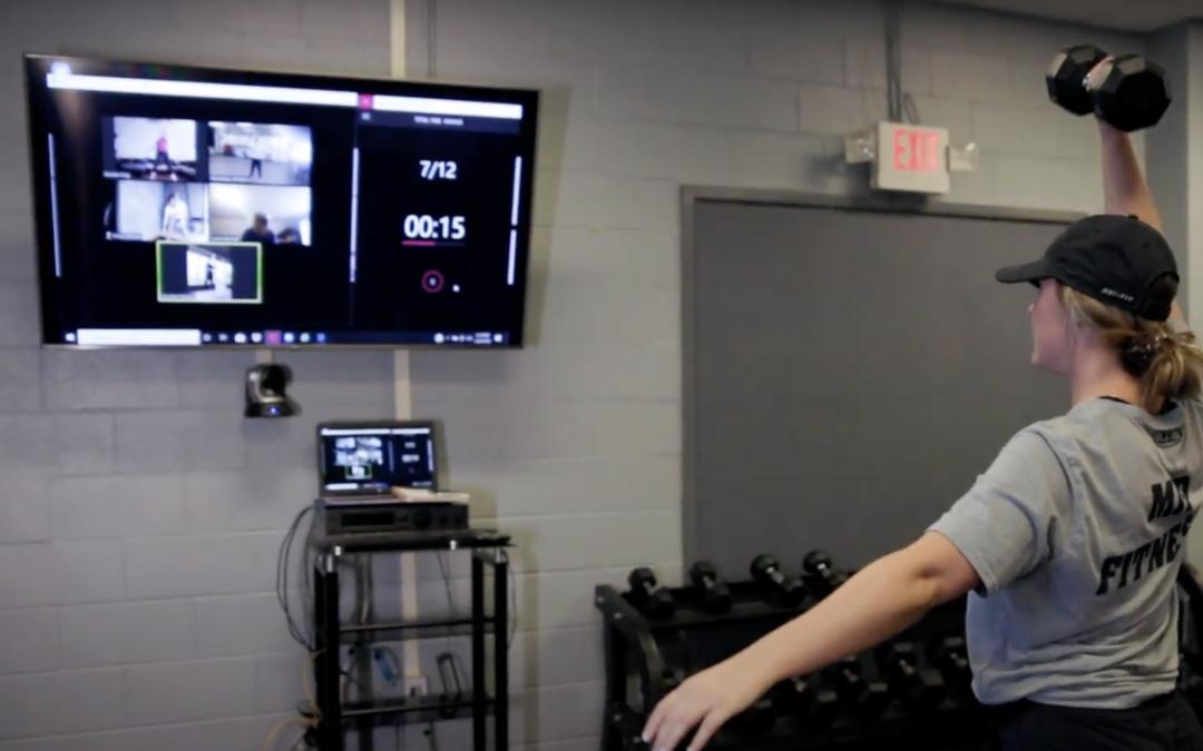 Remote Fitness Training Program