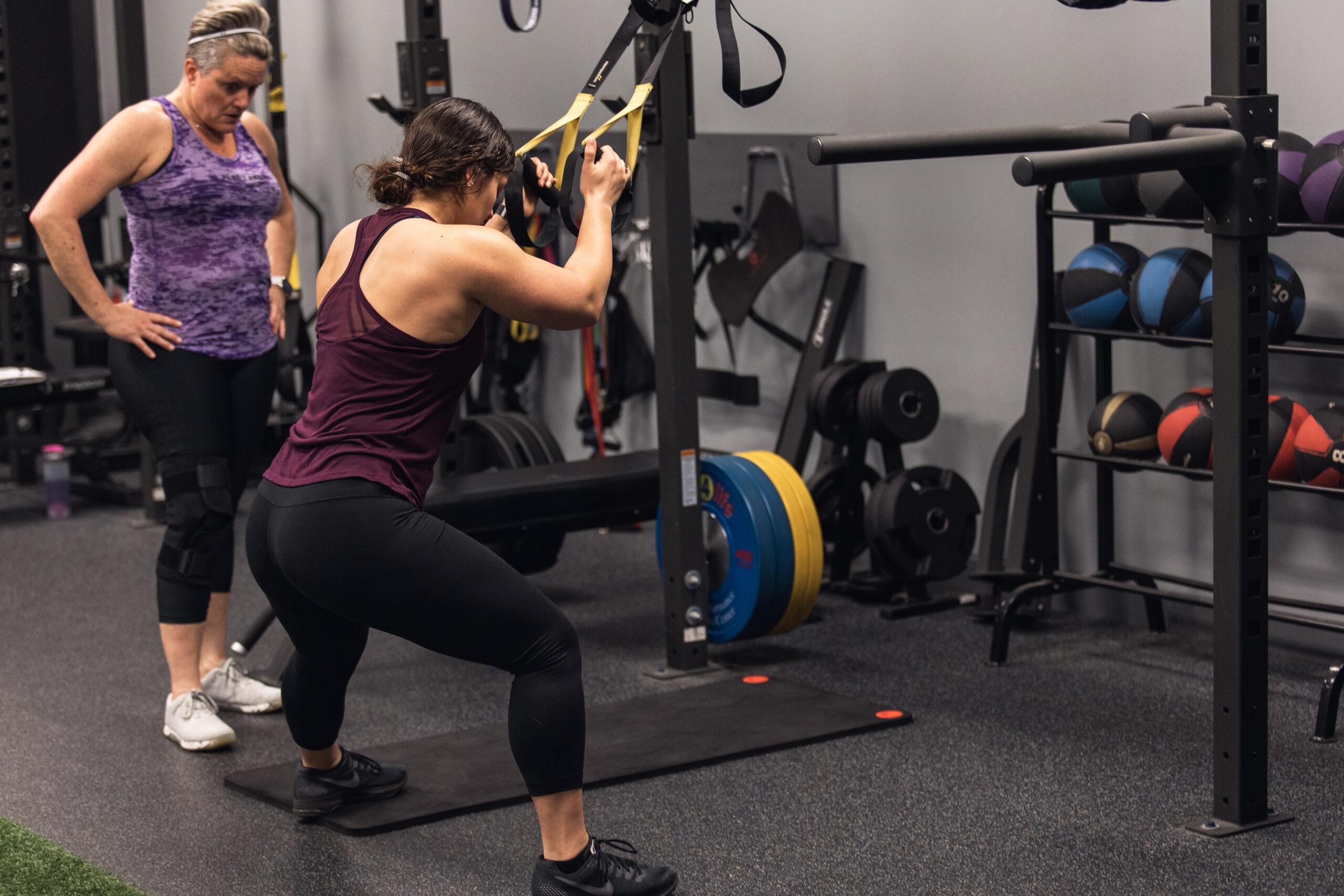 GoGirl Fitness Studio